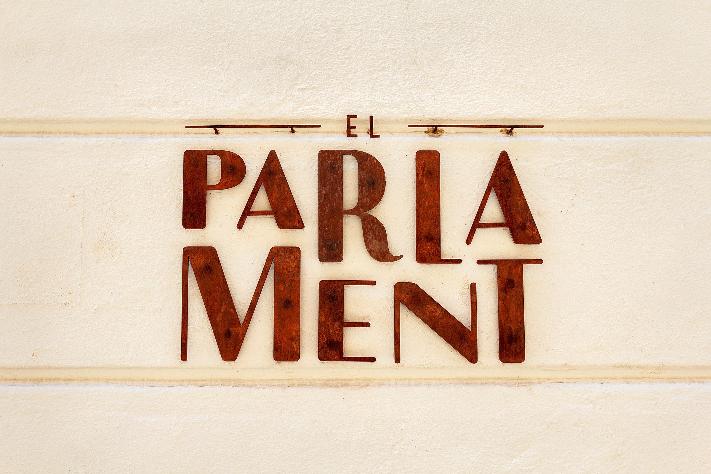 NOETHA: Restaurant El Parlament